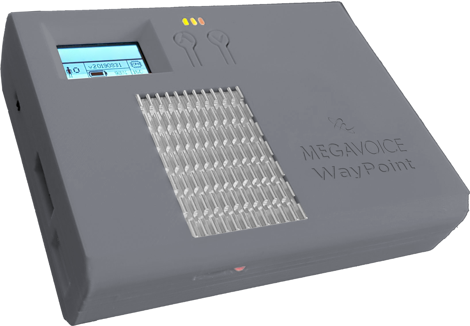 MegaVoice - WayPoint - Secure Intranet WIFI Server