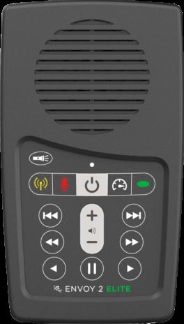MegaVoice Audio Bible Solar Powered Envoy 2 Elite Front
