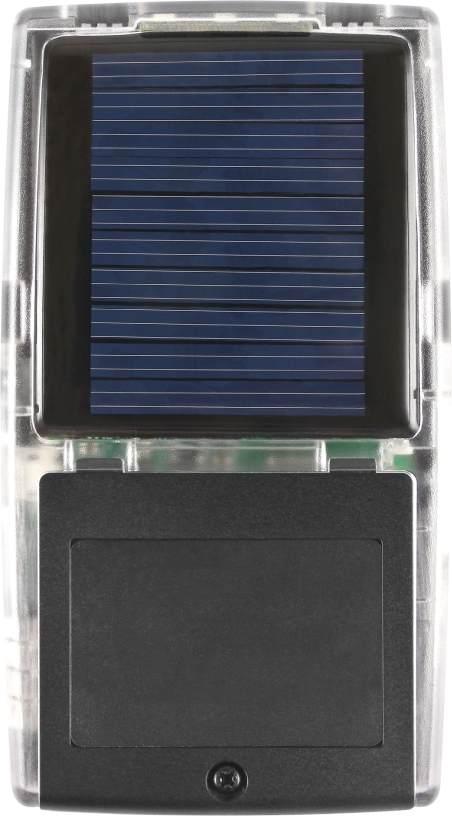 MegaVoice Audio Bible Solar Powered Envoy E Series Back