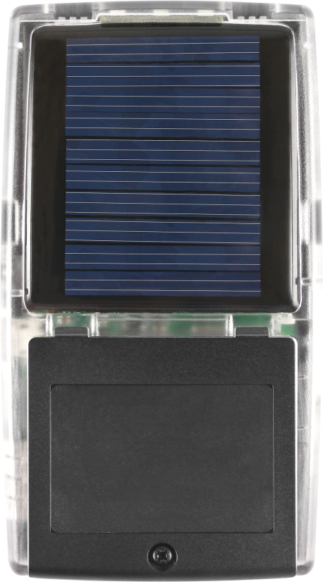 MegaVoice Audio Bible Solar Powered Envoy S Series Back