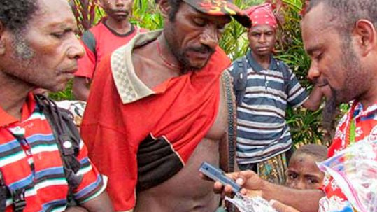 MegaVoice Audio Bibles Bring Scripture To Life In Papua New Guinea