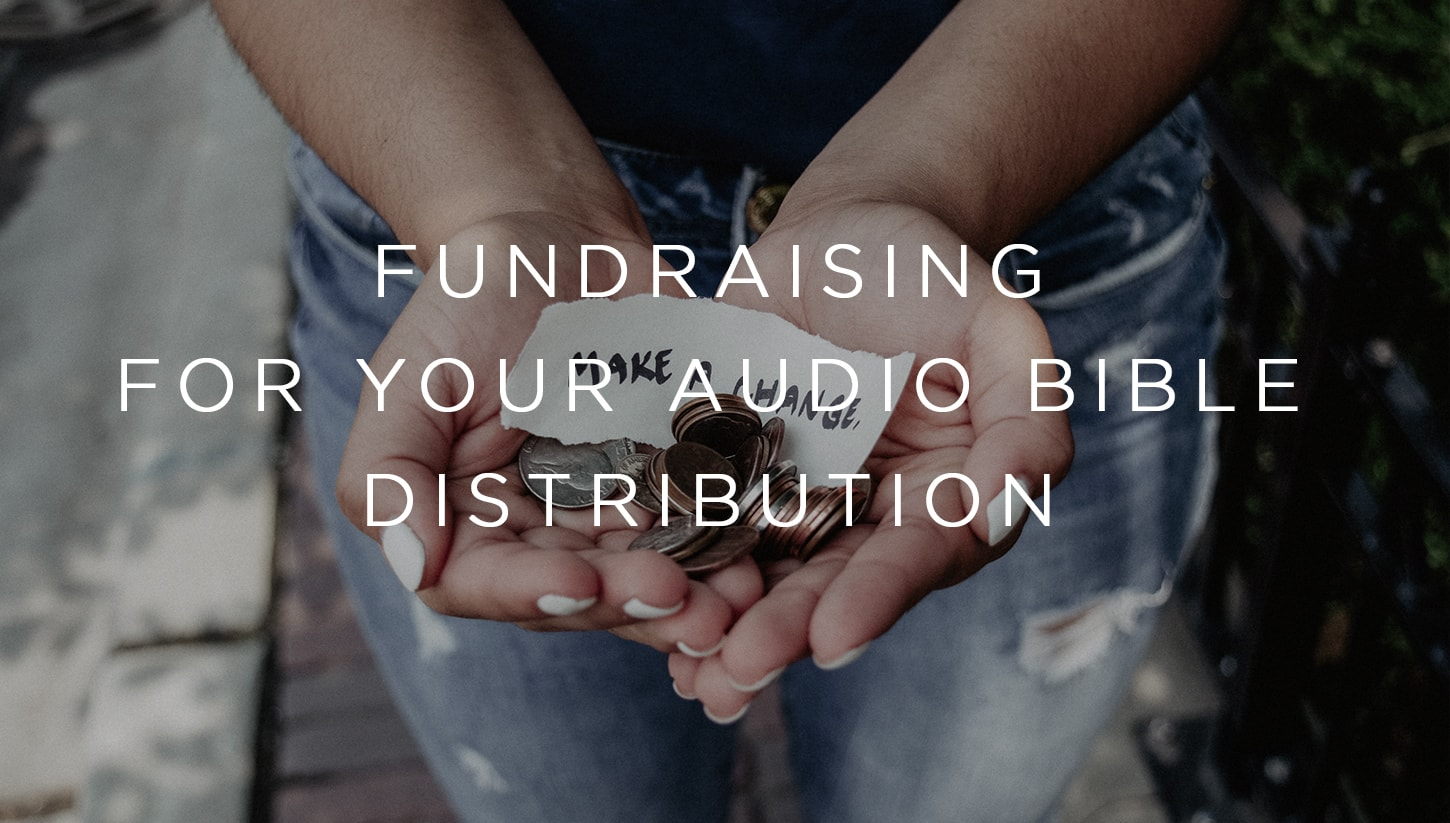 MegaVoice Newsletter Header Image - Fundraising is Challenging Blog