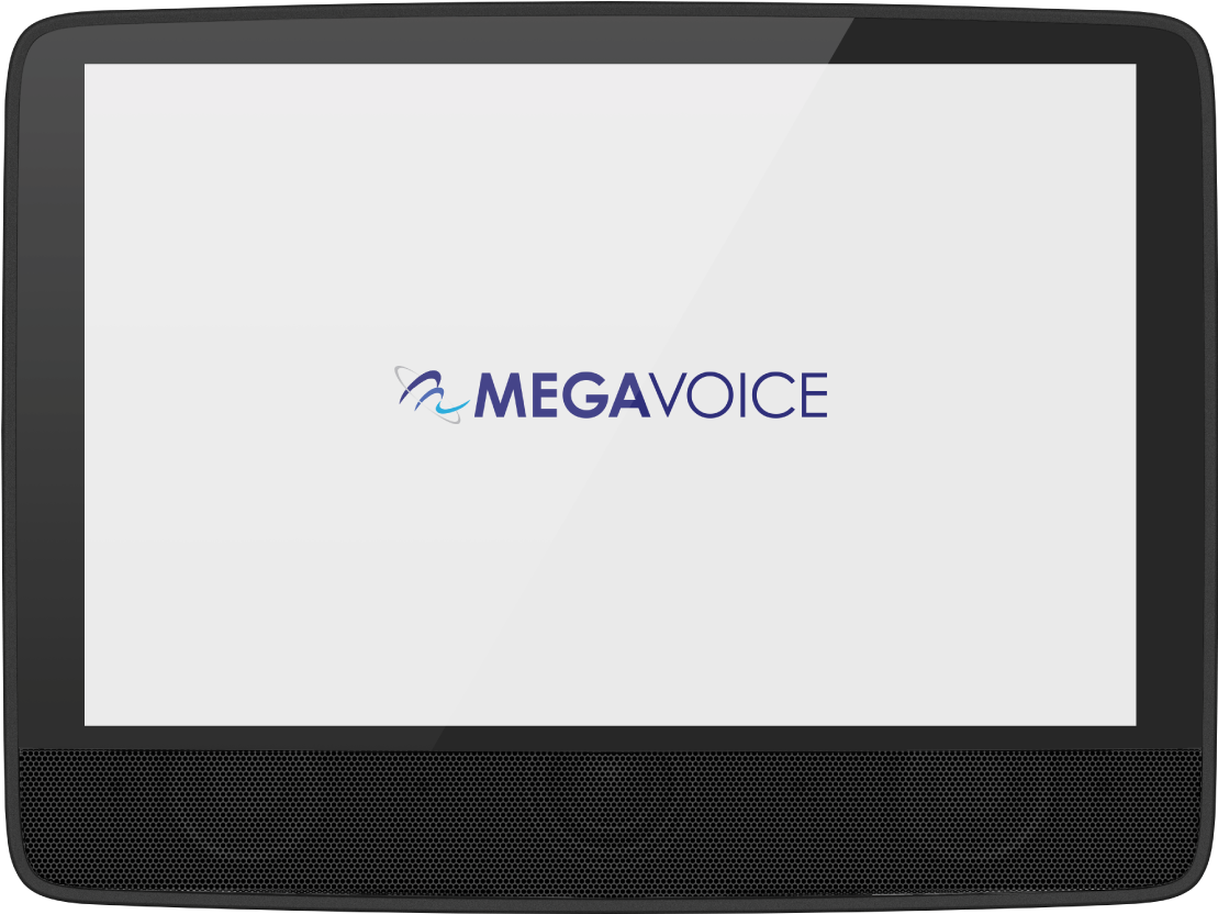 MegaVoice - Video and Audio Bible - Envision - Front Hero