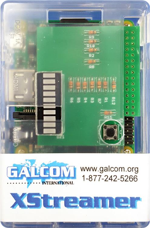 Galcom XStreamer Trans