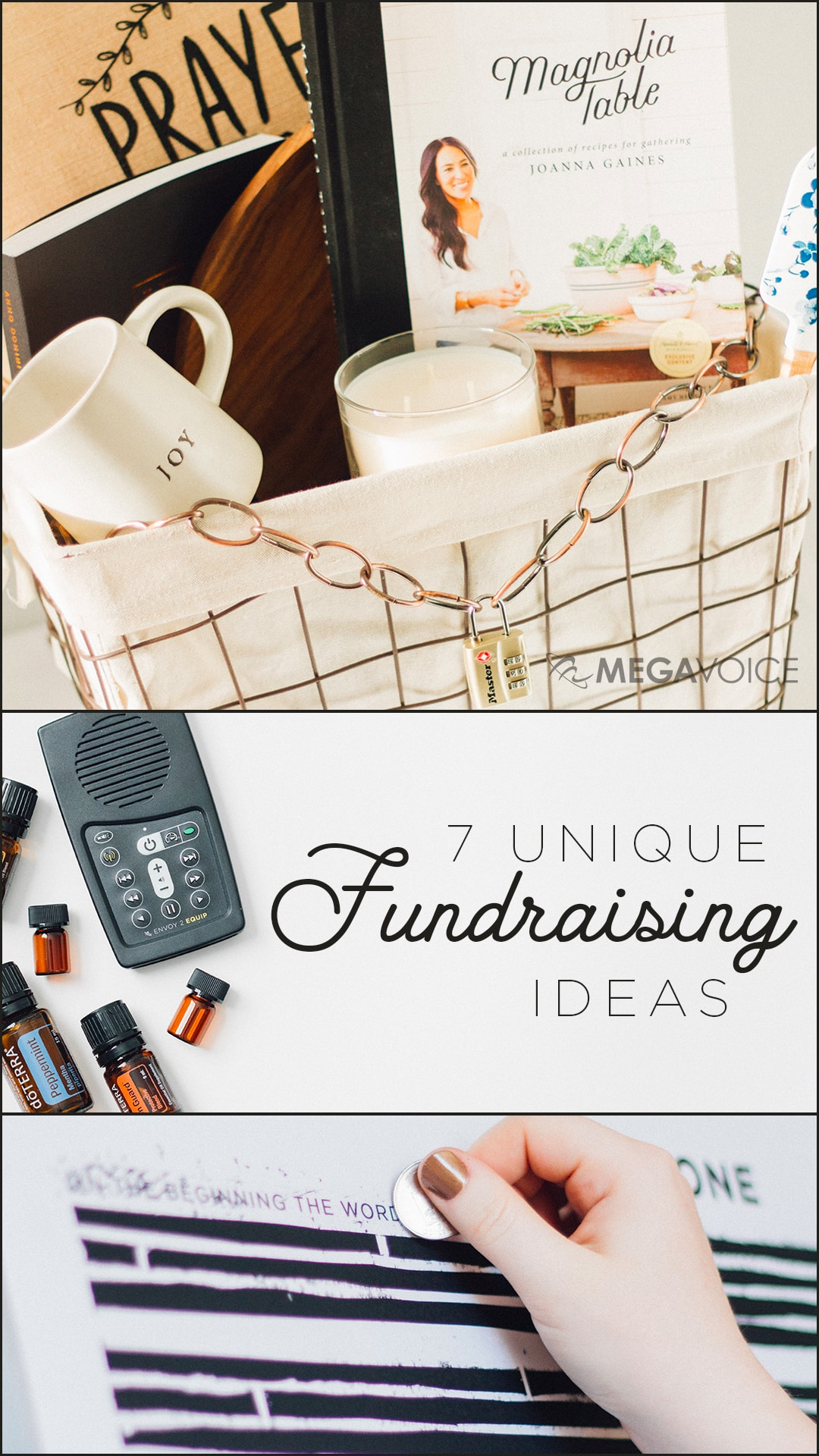 7 unique fundraising ideas image